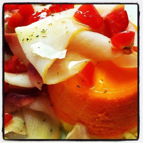 Mousse Di 3 Peperoni & Spada @ Al D. Caffè & Ristorante