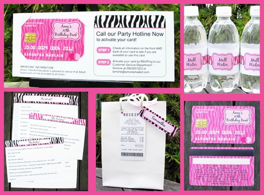 8 best scavenger hunt birthday party images on pinterest scavenger mall scavenger hunt invitation printable party collection filmwisefo