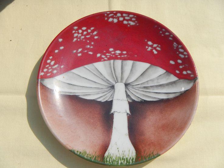 Overige voorbeelden van beschilderd porselein - PorceLeen
