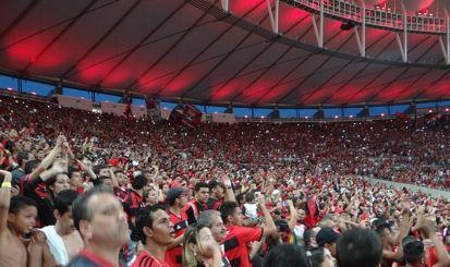 Ingressos: Flamengo x Corinthians- C.R do Flamengo -