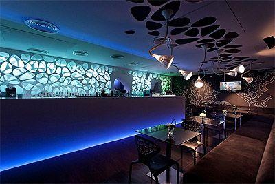 commercial restaurant interior design