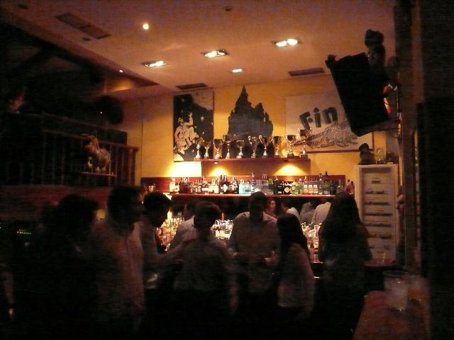 Noche del 25/04/2013 en El Cuento Bar Madrid. #nochesenelcuento