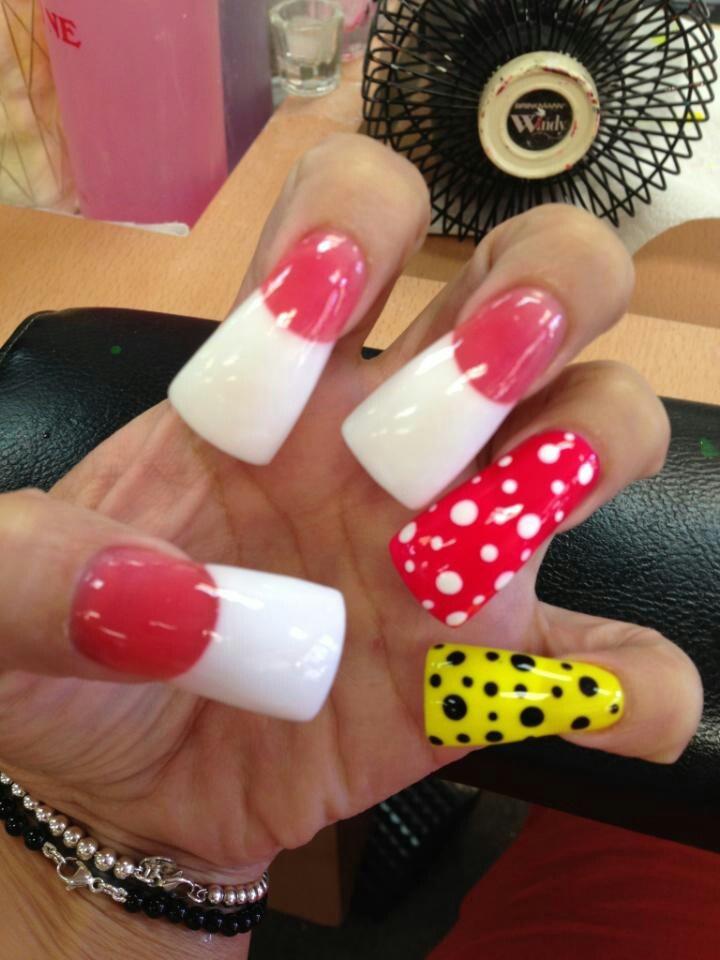50 best Love Long Pretty Nails images on Pinterest | Belle nails ...