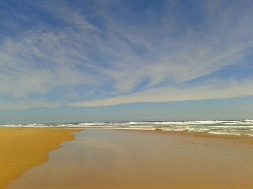 Cola Beach, Sedgefield.
