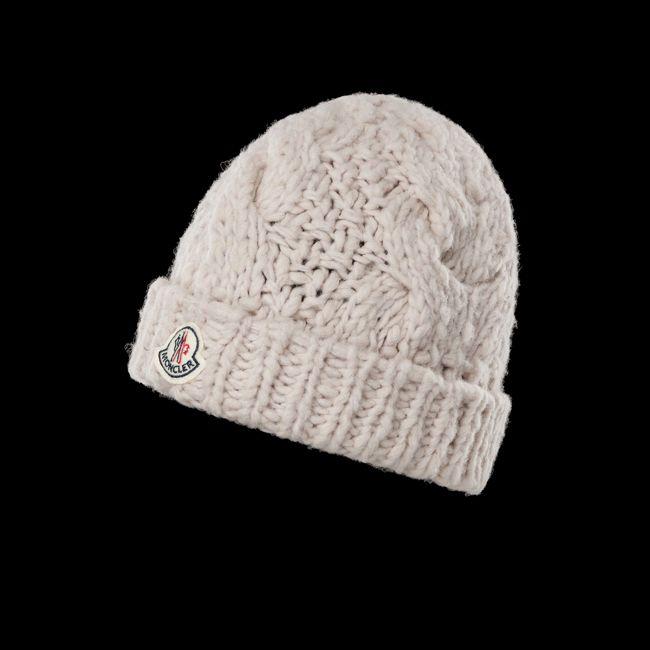 MONCLER MEN Hat BEIGE