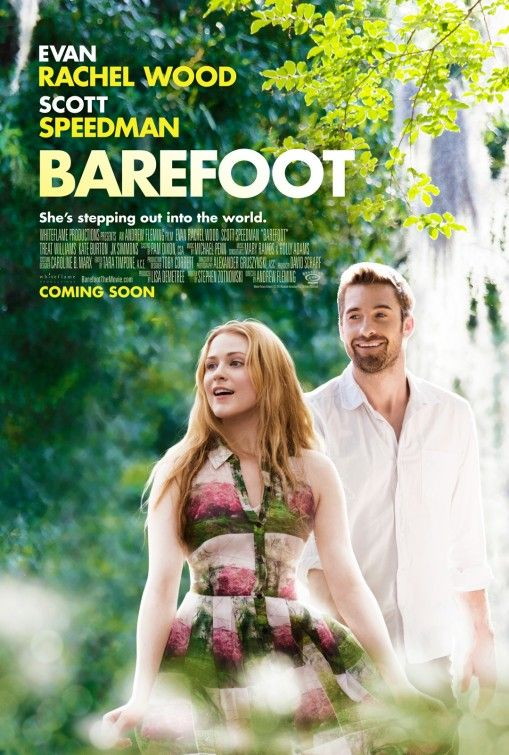 Barefoot Movie Poster. The sensors wouldn't let there be a scene of him going down on her. Jeez.