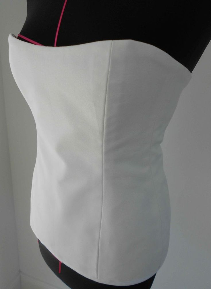How to make a Quick and Easy Basic Corset. This is fantastic. It most definitely will be used to make a costume piece.... or two... this summer.