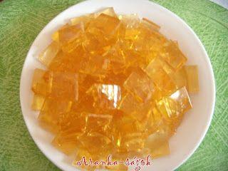 Aranka-ságok: Házi készítésű gumicukor