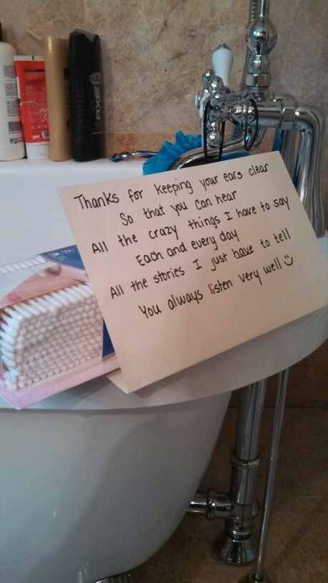This is so cute for a 2 year wedding anniversary gift - so cute!