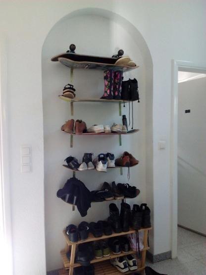 Ber ideen zu schuhschr nke auf pinterest for Schuhschrank ecke