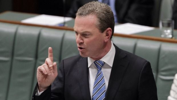 Christopher Pyne's reforms will do irreparable damage to a public education model of which all Australians should be proud. Christopher Pyne ends generations of equitable university education.
