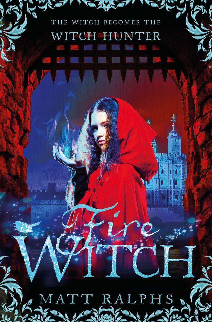 Fire Witch by Matt Ralphs