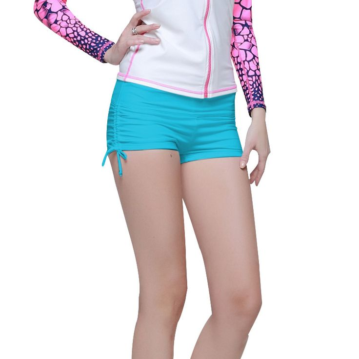 Women Sexy Swimming Shorts Cover hip Beach swimming Trunks Y006