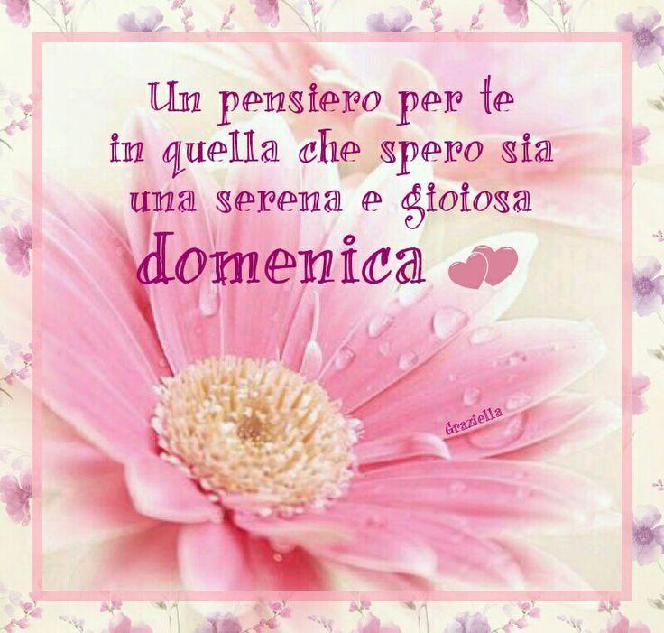 Buona domenica #domenica ♡ Graziella ~ Oui, c'est moi...