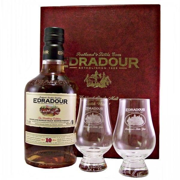 Edradour Whisky Gift Set
