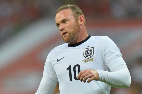 Wayne Rooney is my favourite player on the English National Team, the team that I have been supporting since I was small.