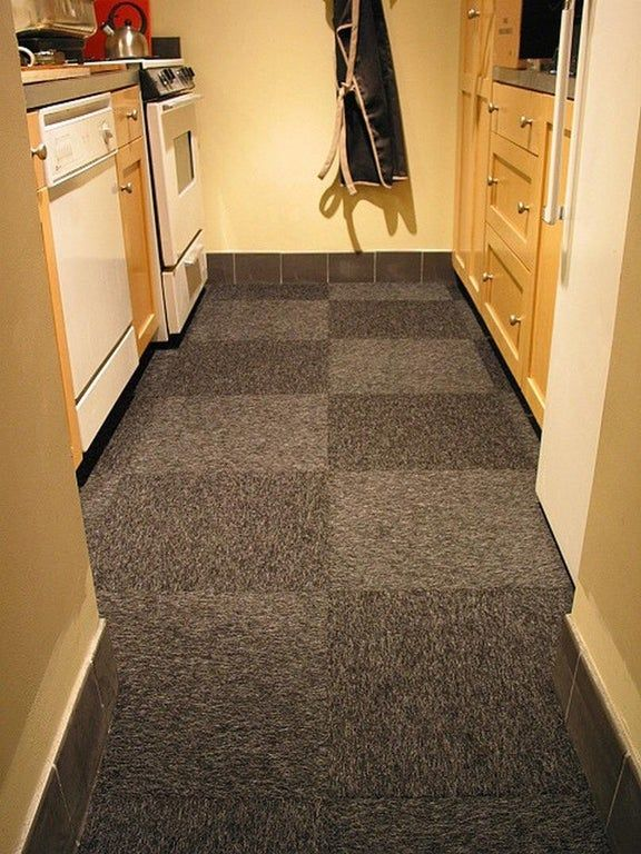 Flooring Carpet Kitchen