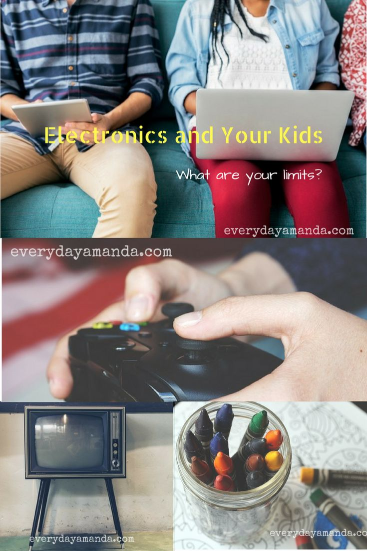 Today's topic:Electronics. DUN DUN DUN!! Some houses have no TVs, maybe even no tablets or game consoles…(how do they survive!!) other houses always have the latest techno gadgets. Our house falls…