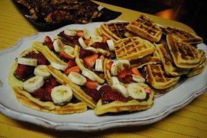 Waffle sandwiches inspired by Sleepy HollowWaffles Sandwiches, Mah Belly, Disney Crafts, Sleepy Hollow, Happy Places, Sandwiches Inspiration, Breakfast Editing, Desserts Temptation, Fat Kids