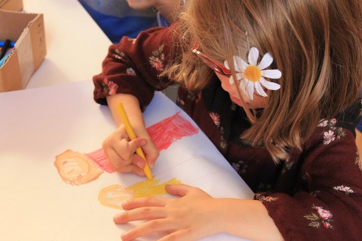 Workshop 'Think with the hans' (Taller 'Piensa con las manos')