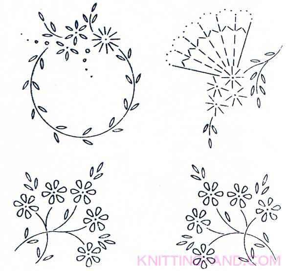 2262 Best Bordado Images On Pinterest Embroidery Needlework And
