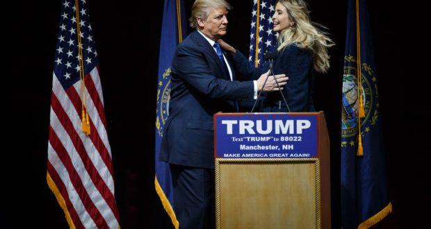 Ivanka Trump formará parte de la Casa Blanca