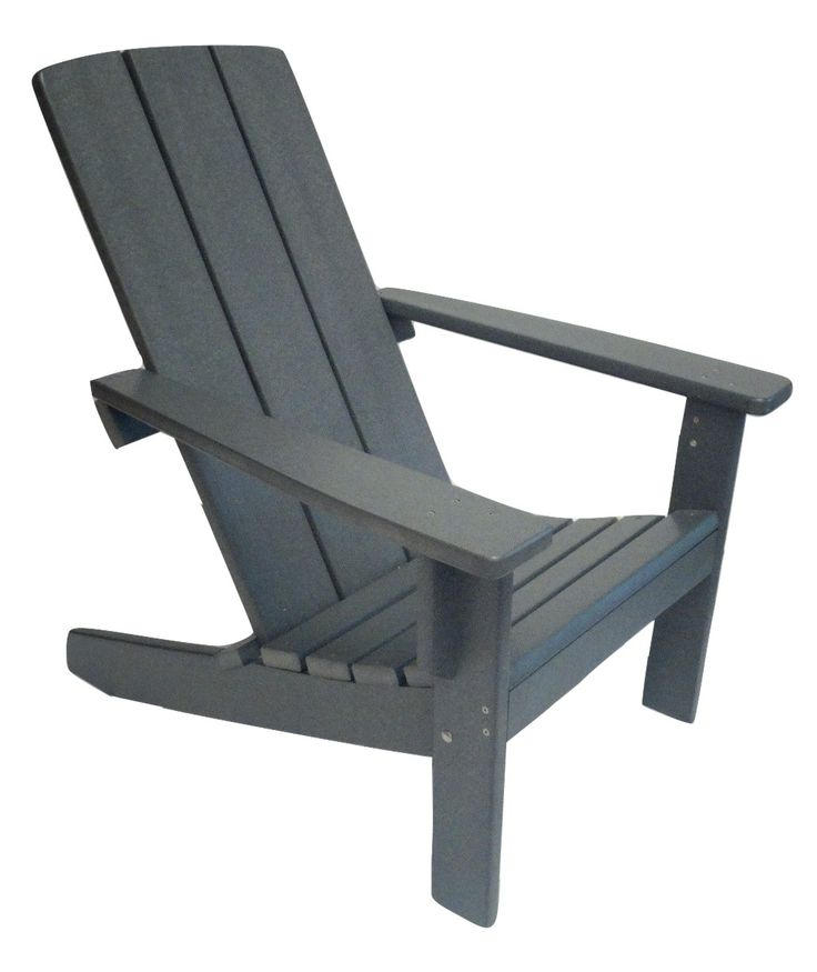 Casual Modern Adirondack Chair