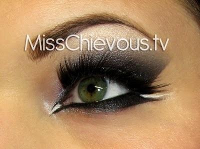 Love her YouTube tutorials so much!  Smokey eye, we love the mascara and eye liner!!