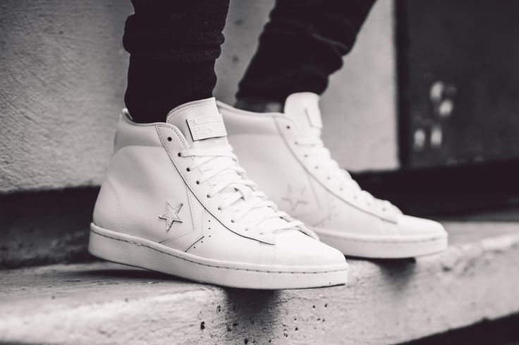 Converse Takes the Storied Pro Leather From the Hall of Fame to the Daily Grind #thatdope #sneakers #luxury #dope #fashion #trending