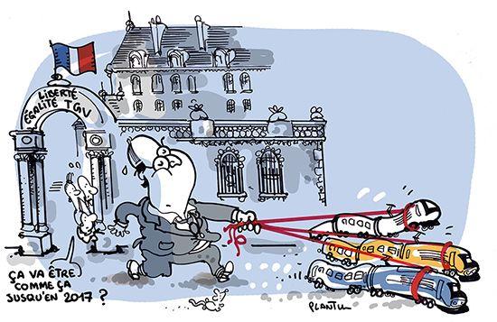 Le journal de BORIS VICTOR : LE DESSIN DU JOUR DE PLANTU - Mercredi 5 octobre 2...