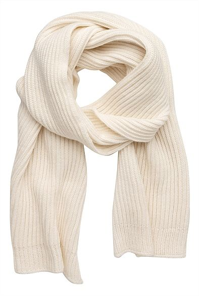 Knit scarf from @WITCHERY Fashion at @Kay Beaver New Zealand #vintageknitaccessories