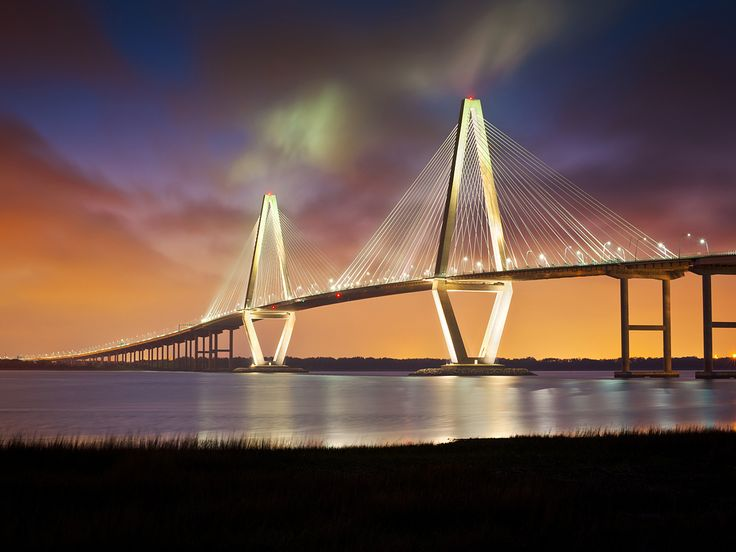 Arthur Ravenel Jr. Bridge | Travel Channel | Top 16 Things to Do in Charleston, SC