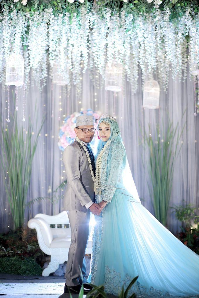 Putra & Arum by LAKSMI - Kebaya Muslimah & Islamic Wedding Service - 012