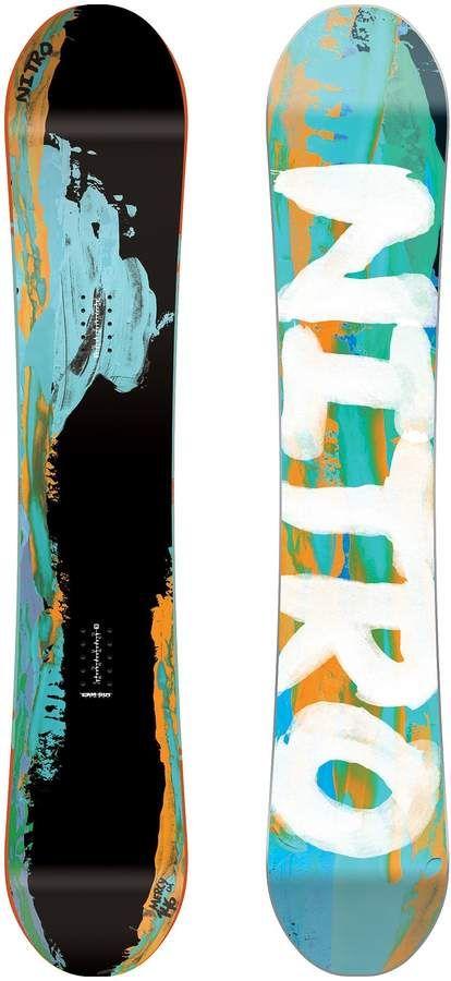 NITRO Mercy 146cm - Snowboard für Damen