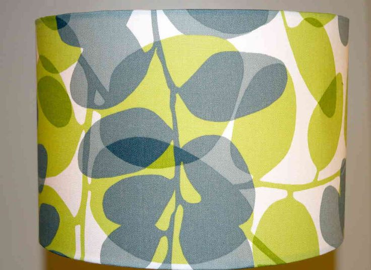 Lunaria Scion Drum Lampshade