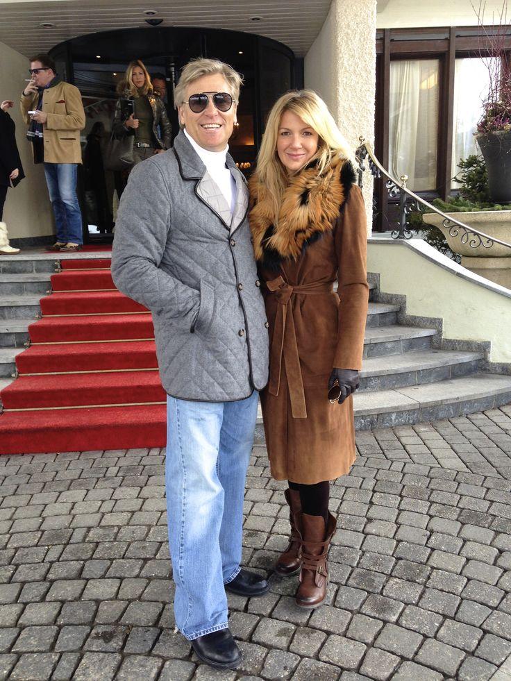 Steve Hopkins and Kelli Delaney Kot