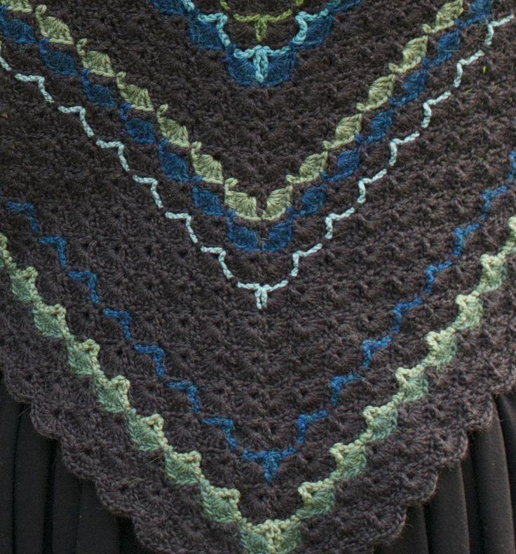 The 10001 shawl https://purepurly.com