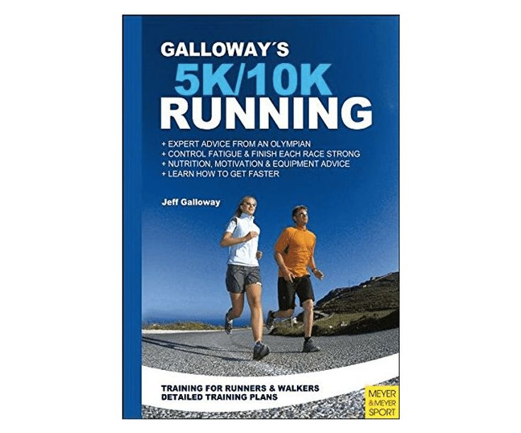 7 Running Books for Beginner Runners: Galloway's 5K And 10K Running, by Jeff Galloway