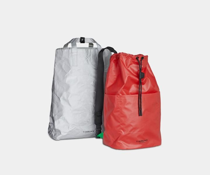Timbuk2 Dave Ortiz Paper Bag Backpack Combo