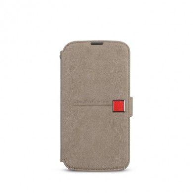 Forro Google Nexus 4 - Zenus - Color Point Diary - Jazz Gray