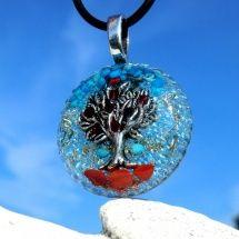 Strom Života s granátky* v Tyrkenitu