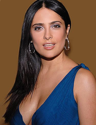Image result for Salma Hayek Young