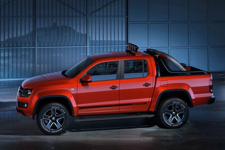 Volkswagen Amarok Canyon zoekt het avontuur op | Autonieuws - AutoWeek.nl