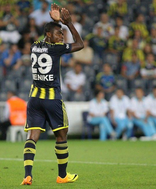 Fenerbahçe - Sivasspor | Emmanuel Emenike