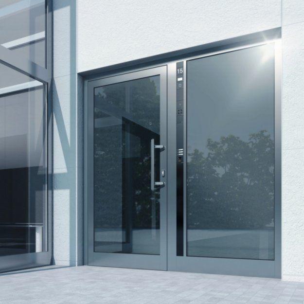 Takto nejako budu vyzerať naše nové vchodové dvere.. :) http://ddtrade.sk/clanky/sklenene-vchodove-dvere-ano-ci-nie