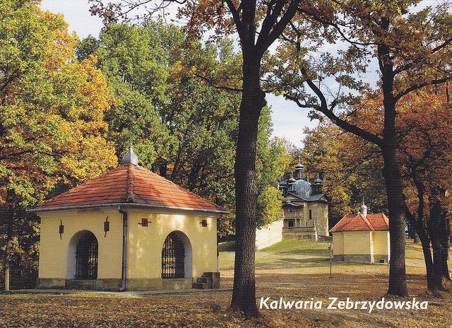 Kalwaria Zebrzydowska: the Mannerist Architectural and Park Landscape Complex and Pilgrimage Park
