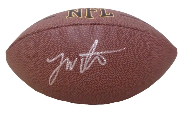 Jonathan Williams Autographed NFL Wilson Composite Football, Proof Photo. Jonathan Williams Signed NFLFootball, Buffalo Bills, Arkansas Razorbacks, Proof  This is a brand-new Jonathan Williams autographed NFL Wilson composite football. Jonathan signed the footballin silver paint pen.Check out the photo of Jonathan signing for us. ** Proof photo is included for free with purchase. Please click on images to enlarge. Please browse our websitefor additional NFL & NCAA footballautographed…
