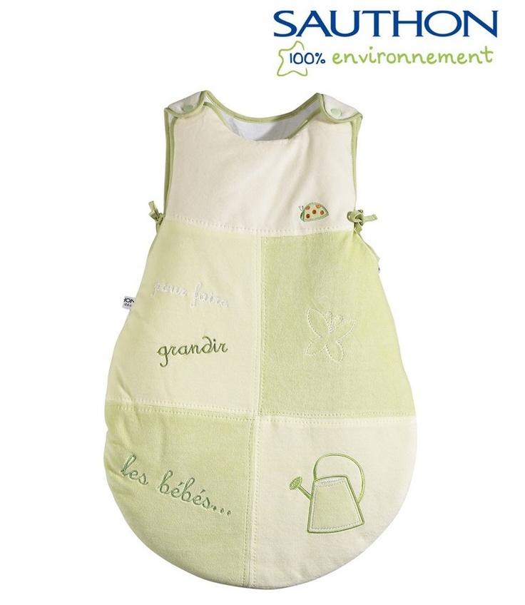 GARDEN - Gigoteuse bébé 0-4 mois spécial été - Gigoteuse bébé