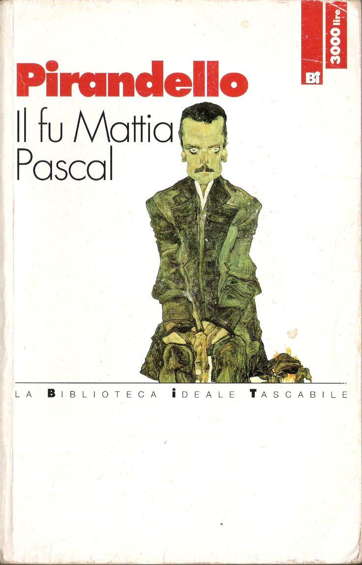 Il fu Mattia Pascal - Luigi Pirandello - 890 recensioni su Anobii