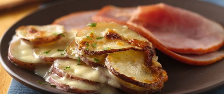 Scalloped Potatoes from Betty Crocker